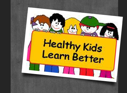 Healthy Kids Fun Picture