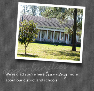 We're gald you're hear learning more about our district and schools